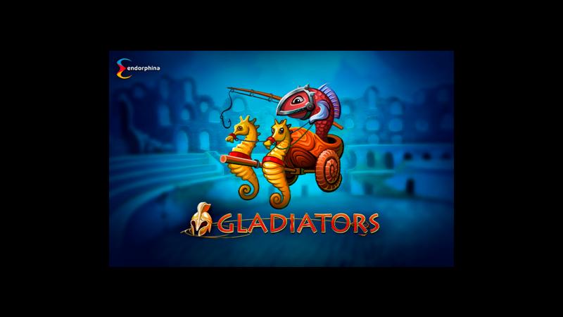 Обзор игрового автомата Gladiators