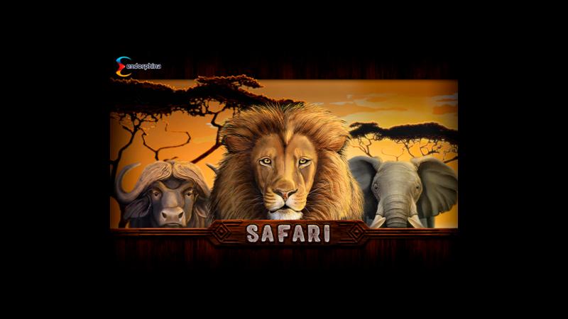 Обзор игрового автомата Safari