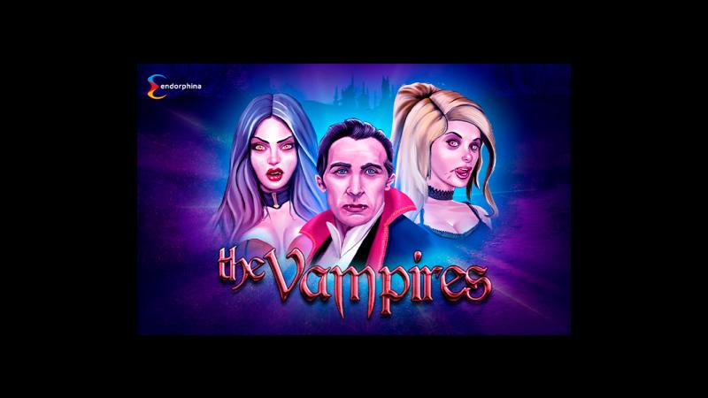Обзор игрового автомата The vampires
